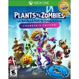 Plants Vs Zombies Neighborville / Xbox One / Digital Offline
