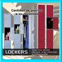 Lockers Bolsero