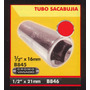 Tubo Sacabujia 1/2 X 21mm Black Jack B846