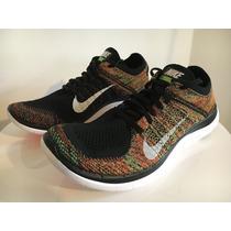 Zapatillas Nike Flyknit Free 4.0 Talle Us 10.5 Hombre
