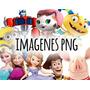 Kit Imprimible Pack De Imagenes Png Personajes De Tv Y Mas!!