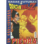 Revista Dragon Ball Z Sagas Futuras Nro 15