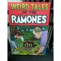 Ramones Weird Tales Of Box Set 3 Cd Dvd Libro 3d Perfecta