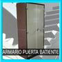 Armario Puerta Batiente Metalico