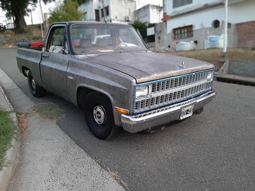 Chevrolet Cheyenne Americana