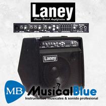 Amplificador Laney Ah80 P/ Guitarra Acustica Criolla Teclado