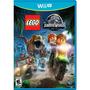 Lego Jurassic World Nintendo Wii U Formato Físico Nuevos