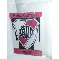 Lámina Comestible Para Tortas Y Cupcakes River Plate