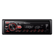Stereo Pioneer Mvh 085 Mp3 Usb Iphone Android Am Fm