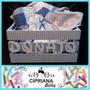 Ajuar Bebe Nacimiento Regalo Set N°1 Con Caja Personalizada