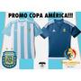Camiseta Argentina Copa America 2015 2016 Envio Gratis!!