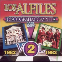 Los Alfiles - Discografia Completa Volumen 2