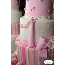 Torta Personalizada X Kg- Primer Añito- Bautismo- Cumpleaños
