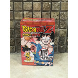 10 Muñequitos Coleccionables Dragon Ball + Carta Lenticular