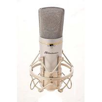 Micrófono Condenser Js Electronics Mc330 Araña Artemusical