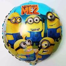 Globo X 30 Minion, Mickey, Minnie, Monsters High, Frozen