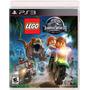 Lego Jurassic World Ps3 Fisico Original Sellado Nuevo