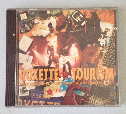 Cd Roxette Tourism