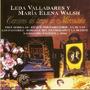 Leda Valladares & María Elena Walsh Canciones Del Tiempo De