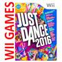 Juego Just Dance 2016 - Original Nintendo Wii Y Wii U