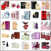 Perfumes Importados (pack X10 Unid.) Ideal Revendedores..!!!