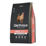 Alimento Old Prince Special Recipe Dermadefense Perro Adulto Todos Los Tamaños Cordero/arroz 17kg
