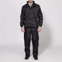 Impermeable Negro Ls2 - Lidermoto -