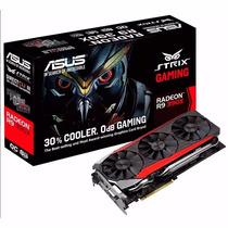 Placa De Video Ati Amd Radeon R9 390x 8gb Ddr5 Strix Asus
