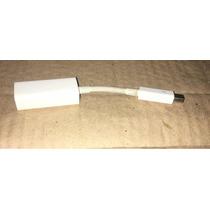 Vendo Adaptador Apple Thunderbolt To Gigabit Adapter