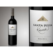 Vino Santa Julia Reserva Cabernet O Malbec
