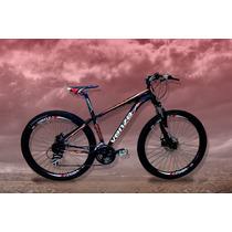 Bicicleta Mtb Venzo Spark Rodado 29 -24 Vel Acera