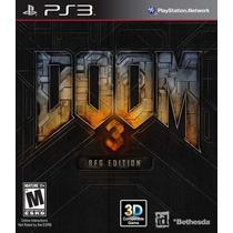 Doom 3 Bfg Edition Ps3 Nuevo Sellado Original
