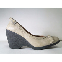 33 Designs - Art.555 - Zapato Cuero Ecologico Con Hebilla