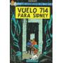 Vuelo 714 Para Sidney Las Aventuras De Tintin Encuadernad...