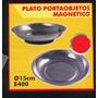 Plato Portaobjetos Magnetico Black Jack E400#