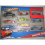Hot Wheels Pack X10 Racing Car En Agranaditos