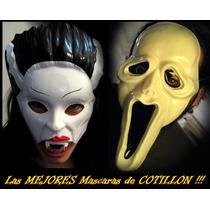 Mascaras De Terror Para Fiesta De Disfraces ! 10 Modelos, Fx