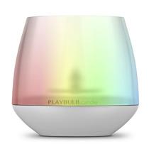 Vela Led Rgb Playbulb Candle - Bluetooth X Celular - Premium