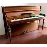 Piano Madera America Pedal- Antig La Rueda _ L R