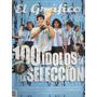 Revista El Grafico 100 Idolos De La Seleccion