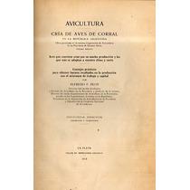Avicultura-guia De Aves De Corral-alfredo Plot 2°edicion