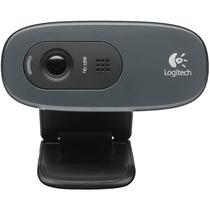 Webcam C270 Hd Logitech Camara Web C/ Microfono