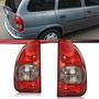 Faro Trasero Chevrolet Corsa Wagom 99 Al 2010