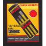 Corta Hierros Set 3 Pcs. Black Jack F245 #