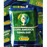 Figuritas Copa América 2019 X 25 Sobres. Orig. Panini. Fyj