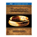 Blu-ray : Lord Of The Rings Trilogy (extended E (envio Hoy)