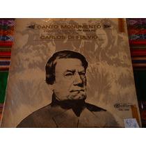 Carlos Di Fulvio Canto Monumento Vinilo