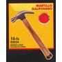 Martillo Galponero Culata Goma Black Jack G034 #