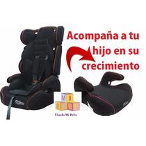 Butaca Booster Ok Baby Silla Auto Apta Nueva Ley De 9 A 36kg