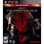 Metal Gear Solid 5 V The Panthom Pain Ps3 Digital | Falkor!